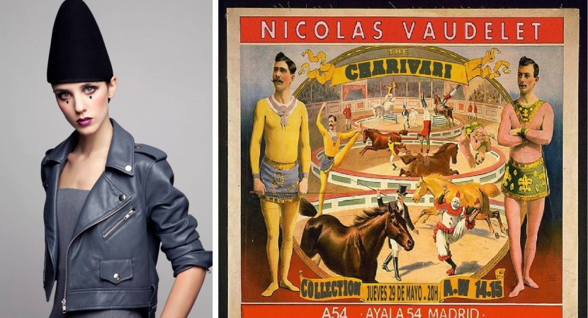 Colección Otoño-Invierno 2014/15 de Nicolás Vaudelet