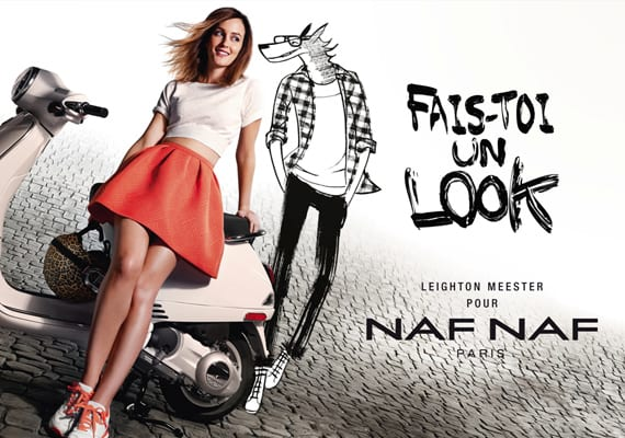 Naf Naf  Leighton