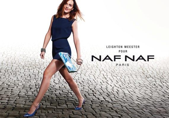 Leighton Meester Naf Naf