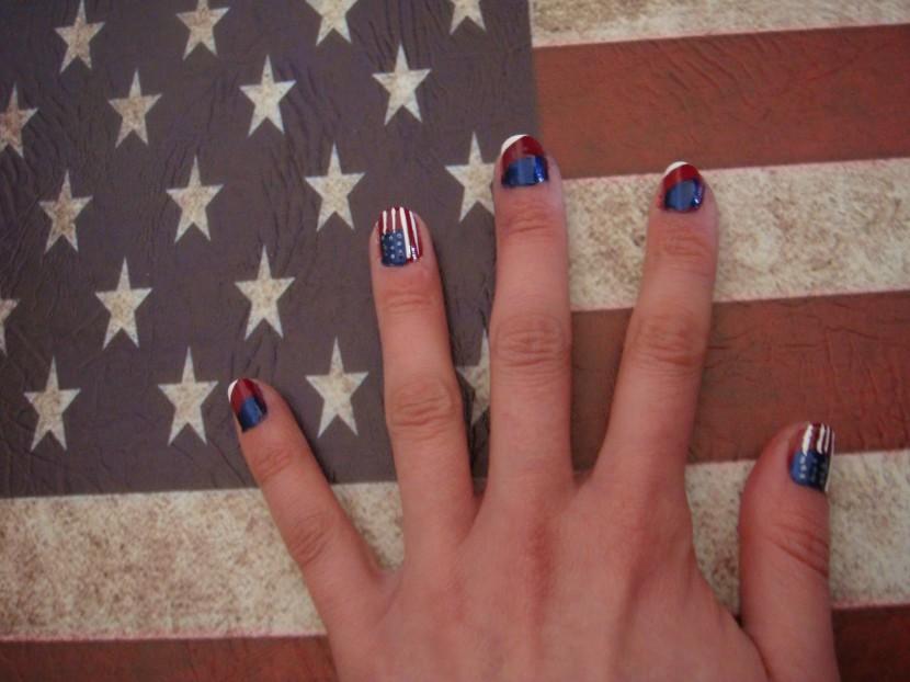 manicura americana