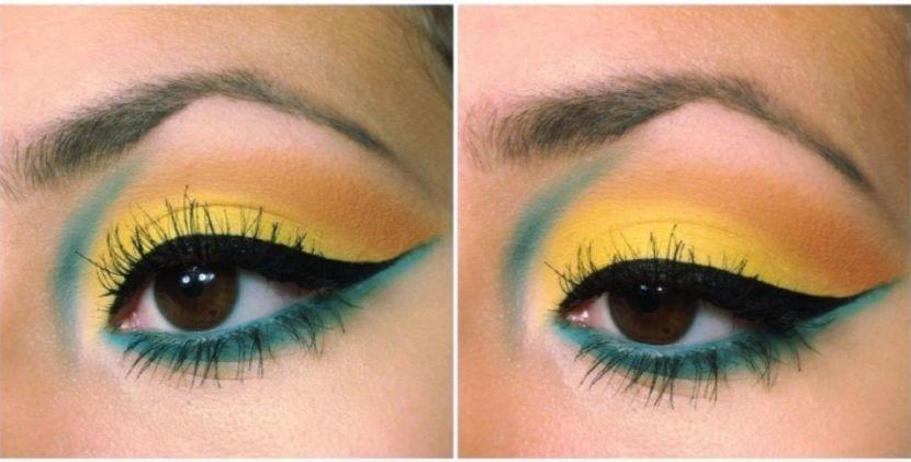 maquillaje de ojos 1