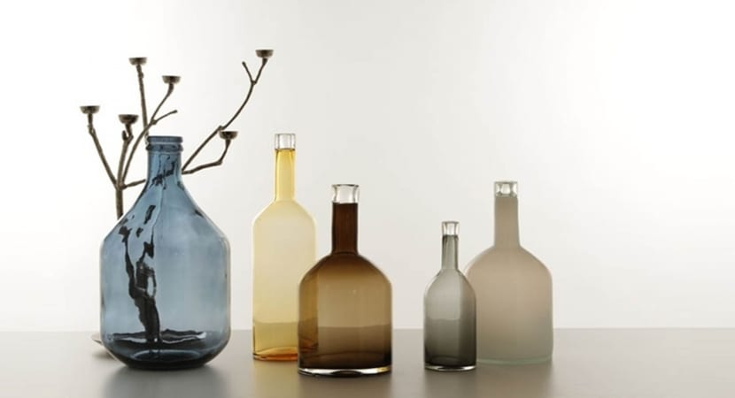 Pols Potten glass vases