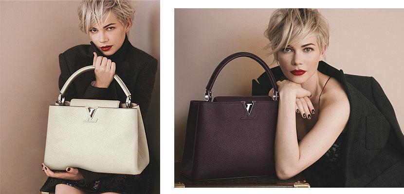 bolso Capucines de Louis Vuitton