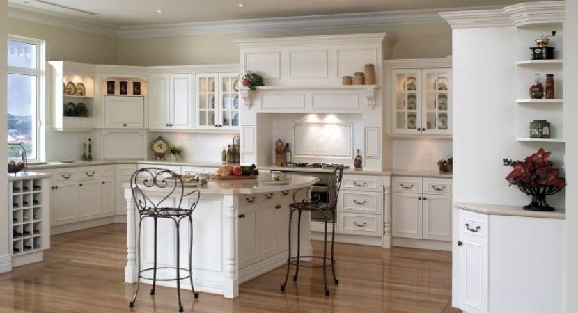 Encuentra el esquema de color perfecto para tu cocina