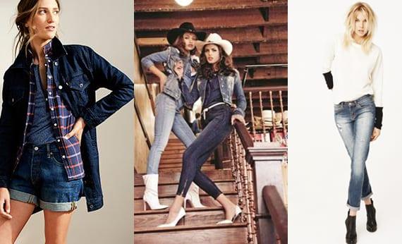 Novedades jeanswear, otoño-invierno 2014-2015