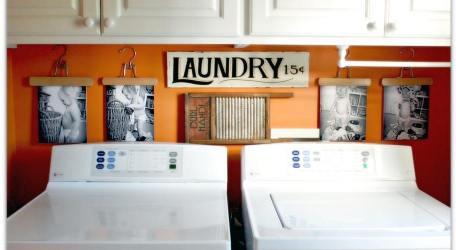 Laundry room (portada)