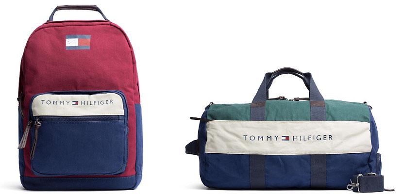 Mochila y bolsa Lance, Tommy Hilfiger