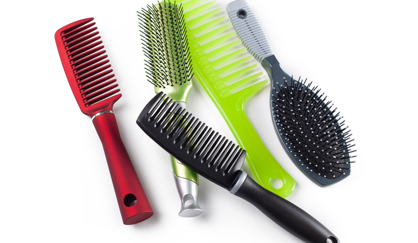 Combs and hairbrushes