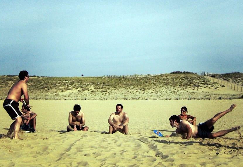 playa hombres