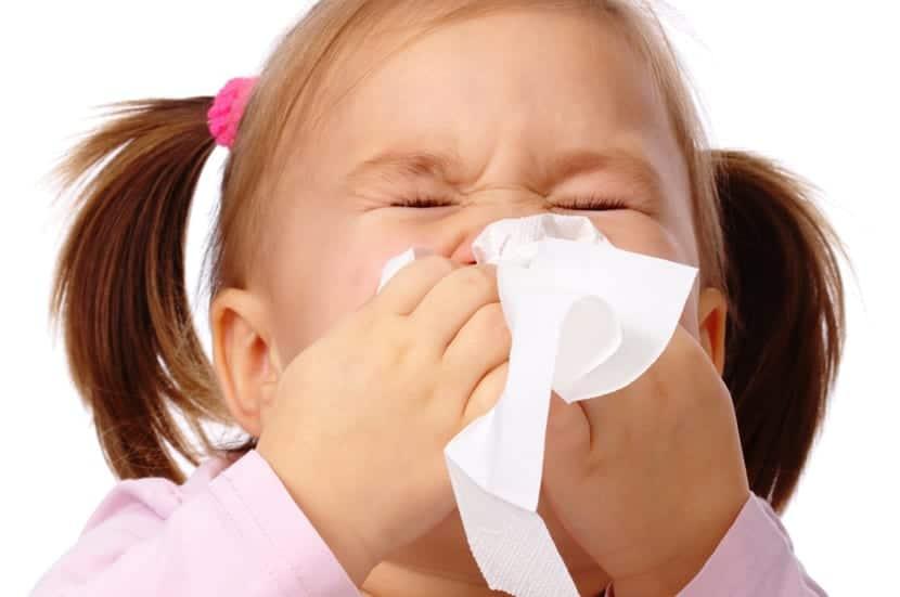 Resfriados otoñales