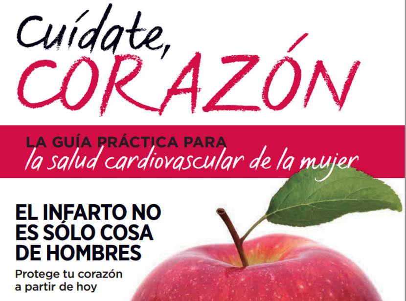 Descarga gratis la Guía Práctica para la Salud Cardiovascular de la Mujer de Mujeres por el Corazón