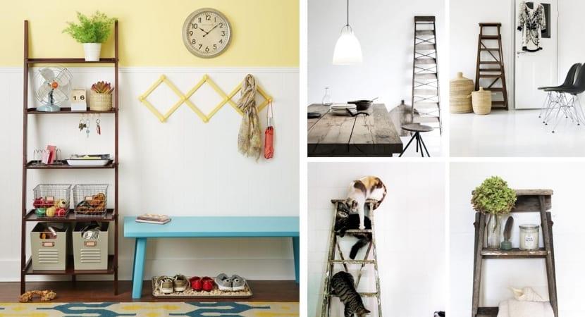 Estilos de escaleras decorativas