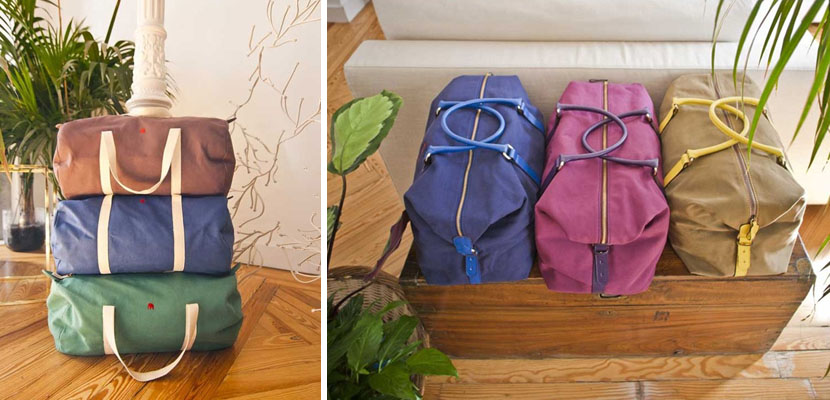 Bolsas de viaje AtelierMOSS