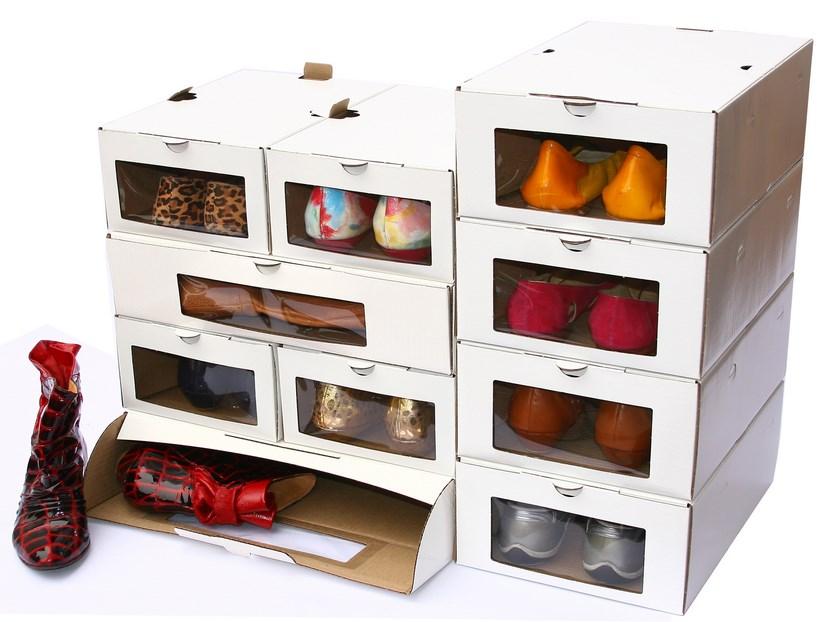 Cajas de zapatos
