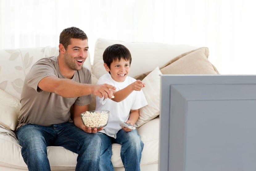 Efectos de la televisión en los niños