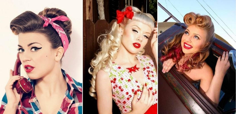 Ideas De Peinados Rockabilly Que No Pasan De Moda