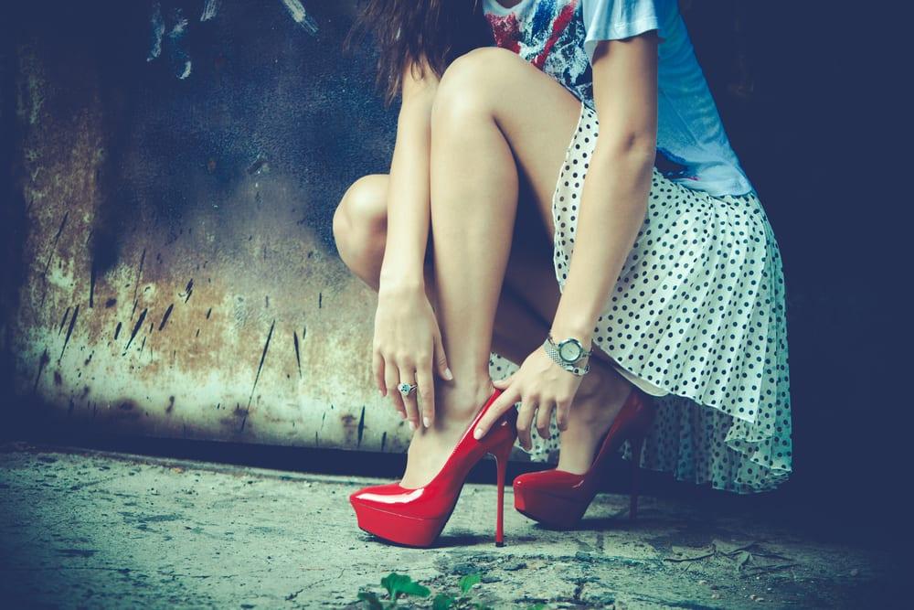 Tacones tus mejores aliados para estar guapa y ganar unos centímetros
