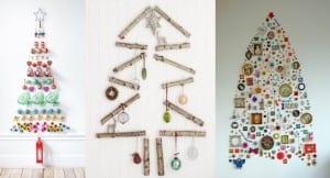 Arboles de Navidad de pared