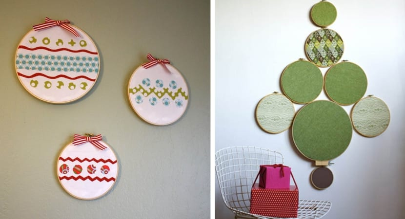 Ideas diy para paredes navide as - Como decorar una bola de navidad ...