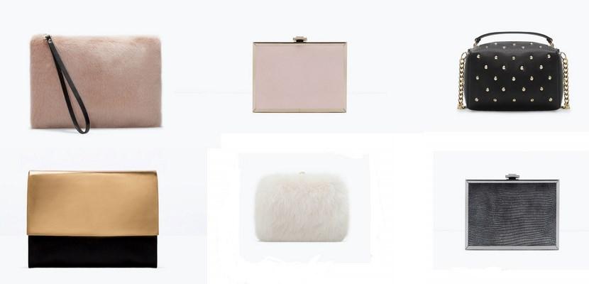 Bolsos y carteras de Zara