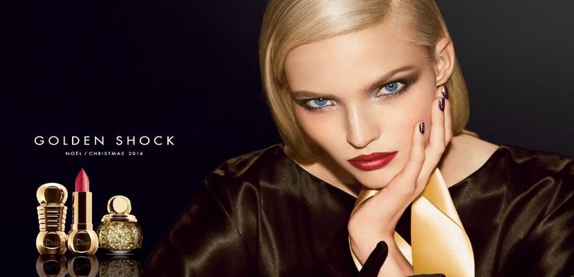 Maquillaje para Navidad de Dior