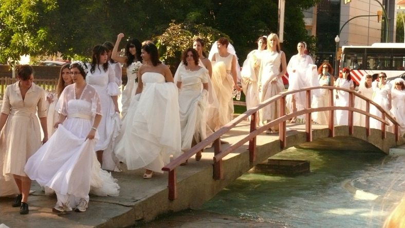 Diferentes de escotes para vestidos de novia