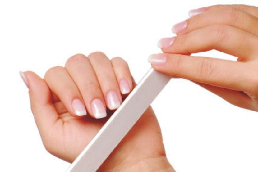 Cómo limar las uñas