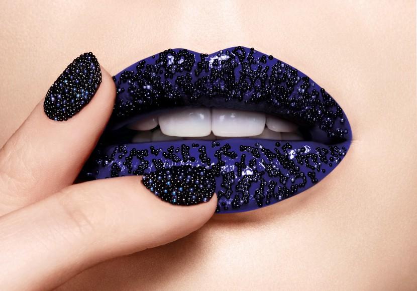 Manicura de caviar
