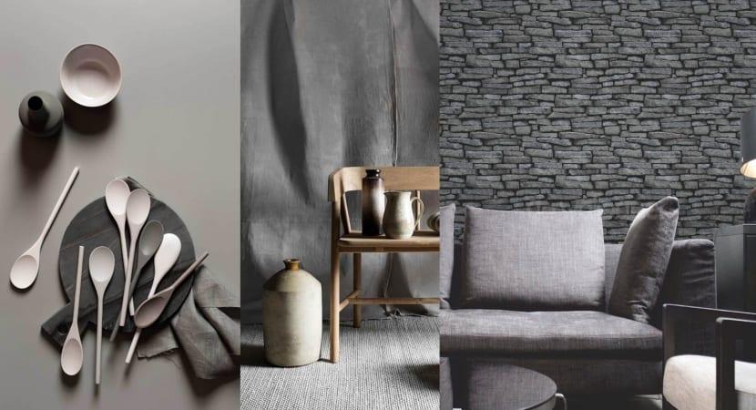 Matices de gris en decoracion