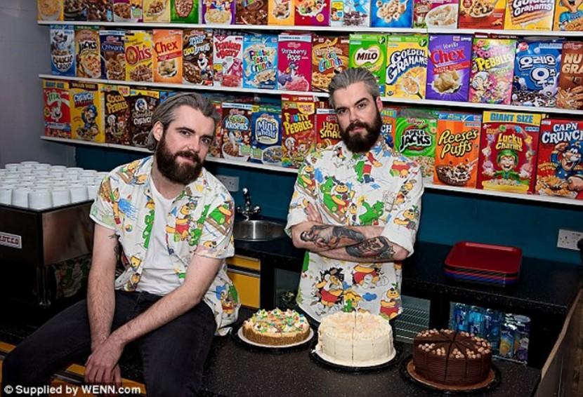 Cafetería del Cereal
