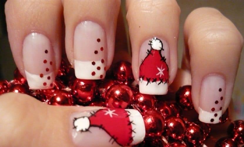 decoracion-de-unas-navidenas-paso-paso-Manicuras-muy-divertidas-para-Navidad-1