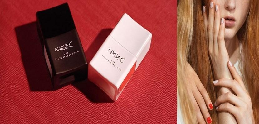 Lacas de uñas por Victoria Beckham