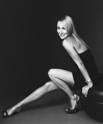 Frida Giannini, directora creativa de Gucci