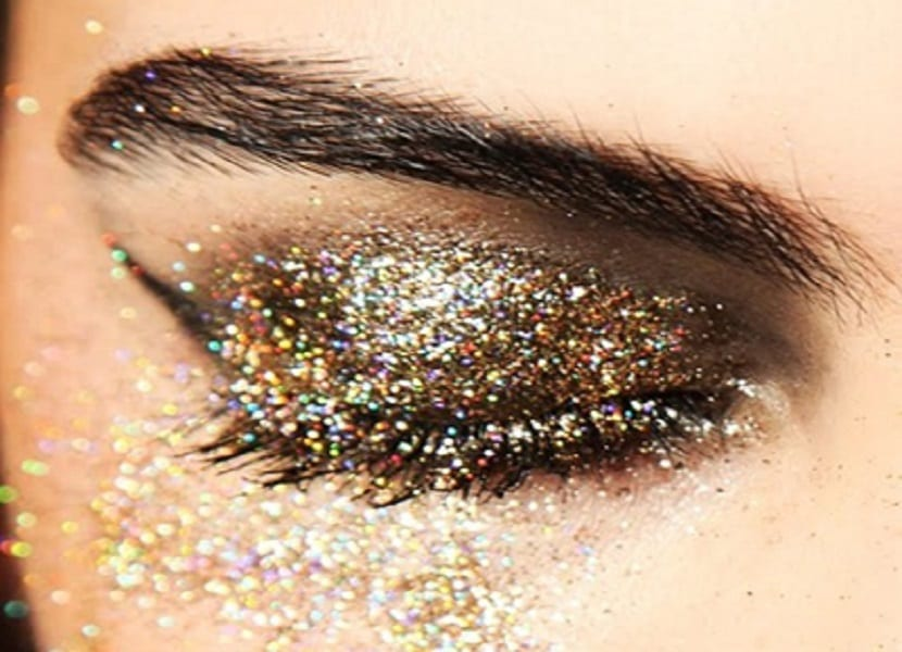 glitters dorados guapa al instante