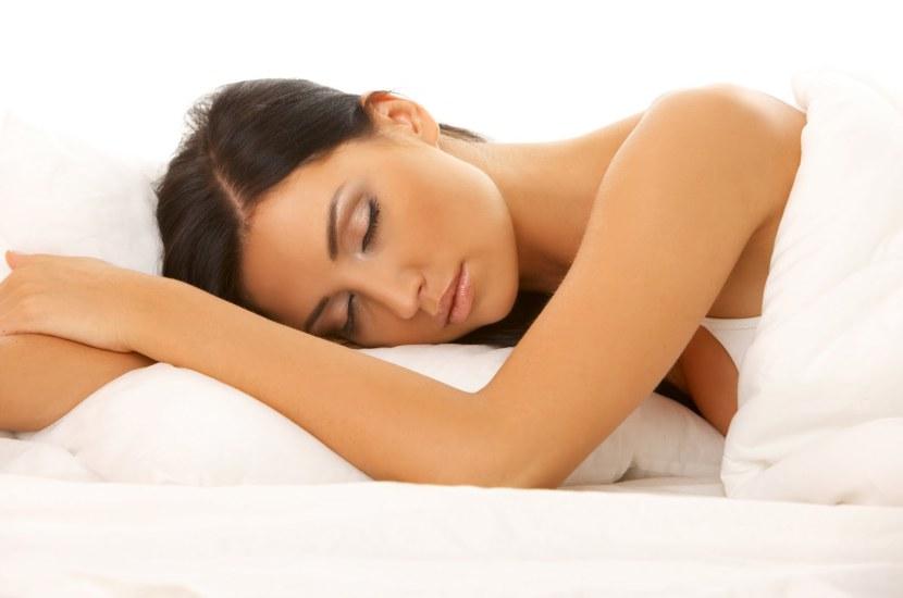 mujer durmiendo1