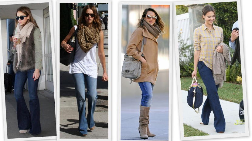 mujer estilo
