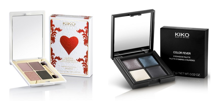Sombras de maquillaje Kiko