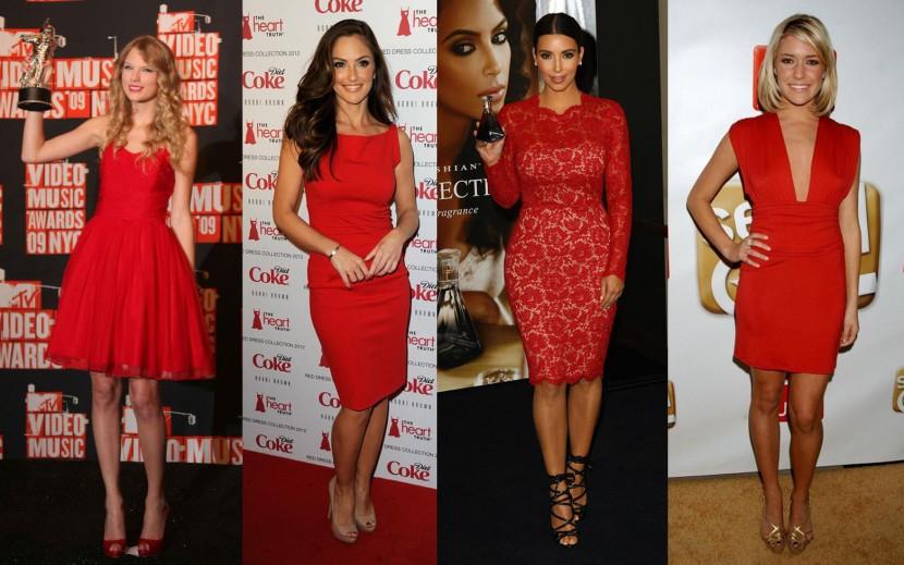 vestir rojo1