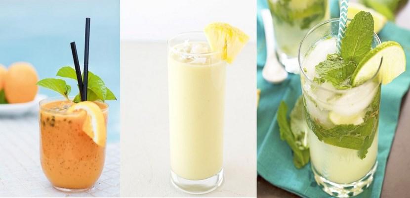 Ideas de bebidas sin alcohol