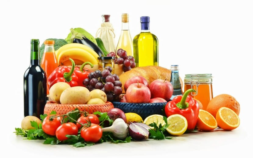 dieta comida