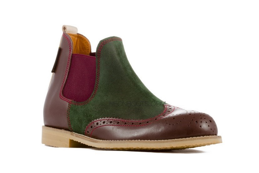 Neon Boots Oxford 4