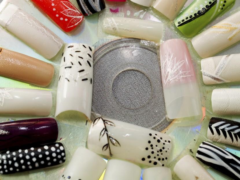 tipos uñas