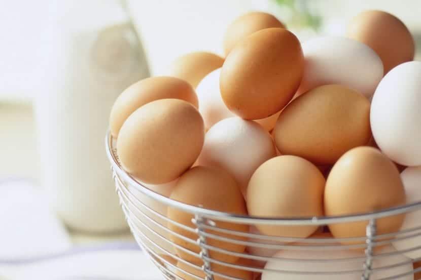 huevos perder peso