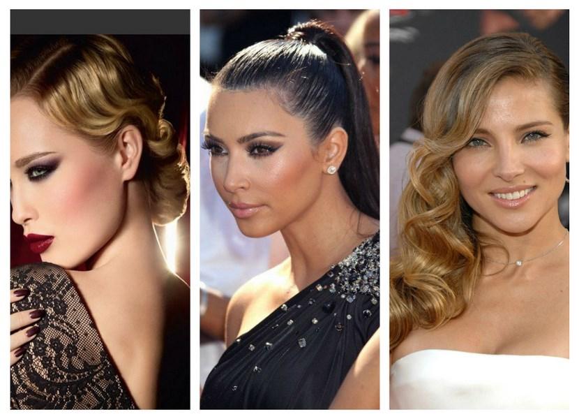 Elige Los Peinados Segun El Escote De Tu Traje