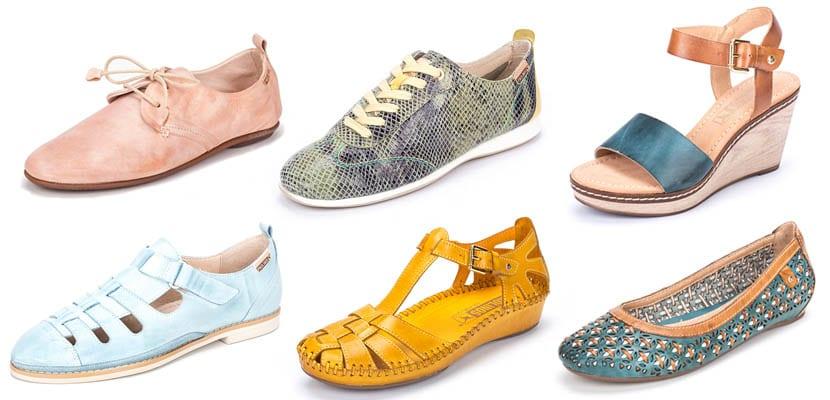 Zapatos Pikolinos Primavera-Verano 2015