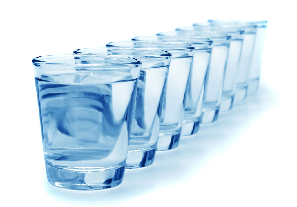 agua retencion
