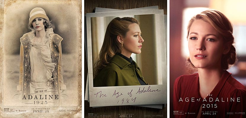 Looks Blake Lively-The age of Adaline