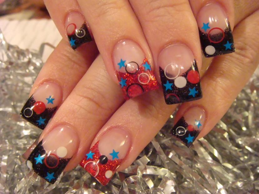 cómo se cuidan las uñas acrílicas