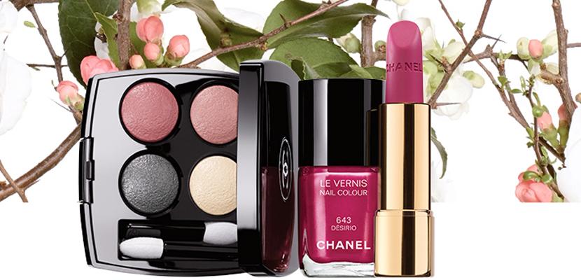 Maquillaje de Chanel