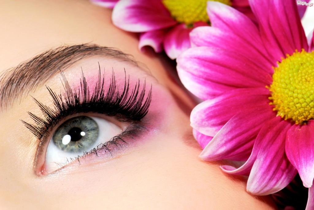 maquillaje de ojos pestanas